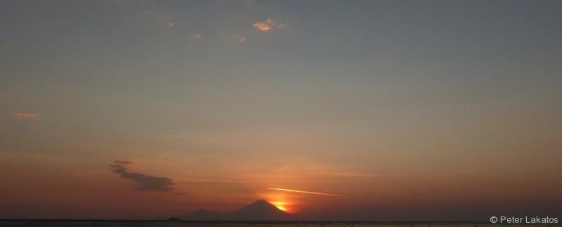 Der Himmel über Gili