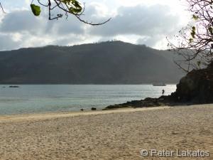 Der Strand von Kuta