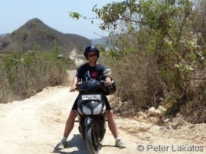 (Motor)Radfahren verlernt man nie