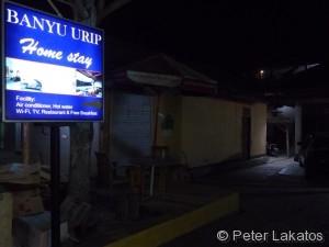 Unsere Unterkunft in Kuta