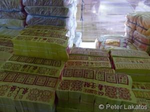 Chinesisches Papiergeld