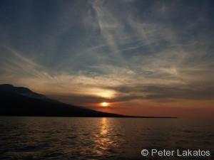 Sonnenuntergang Tag 2