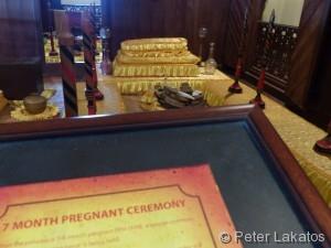 7Monate Schwangerschaftszeremonie