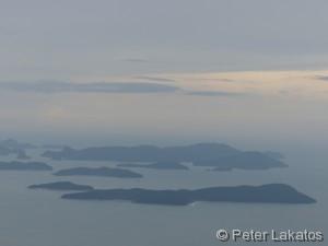 Auch eine beliebte Aktivität auf Langkawi: Inselhopping