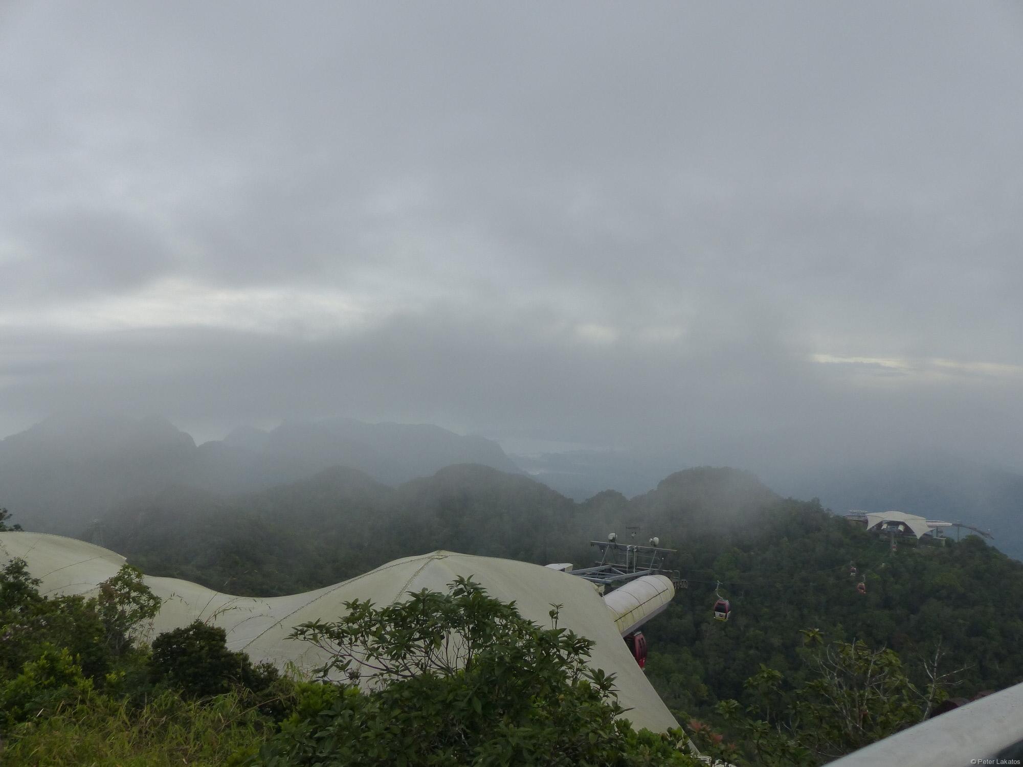 Die beiden Bergstationen