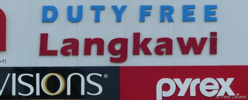 Steuerfrei einkaufen in Langkawi
