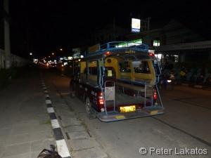 Lokales Taxi
