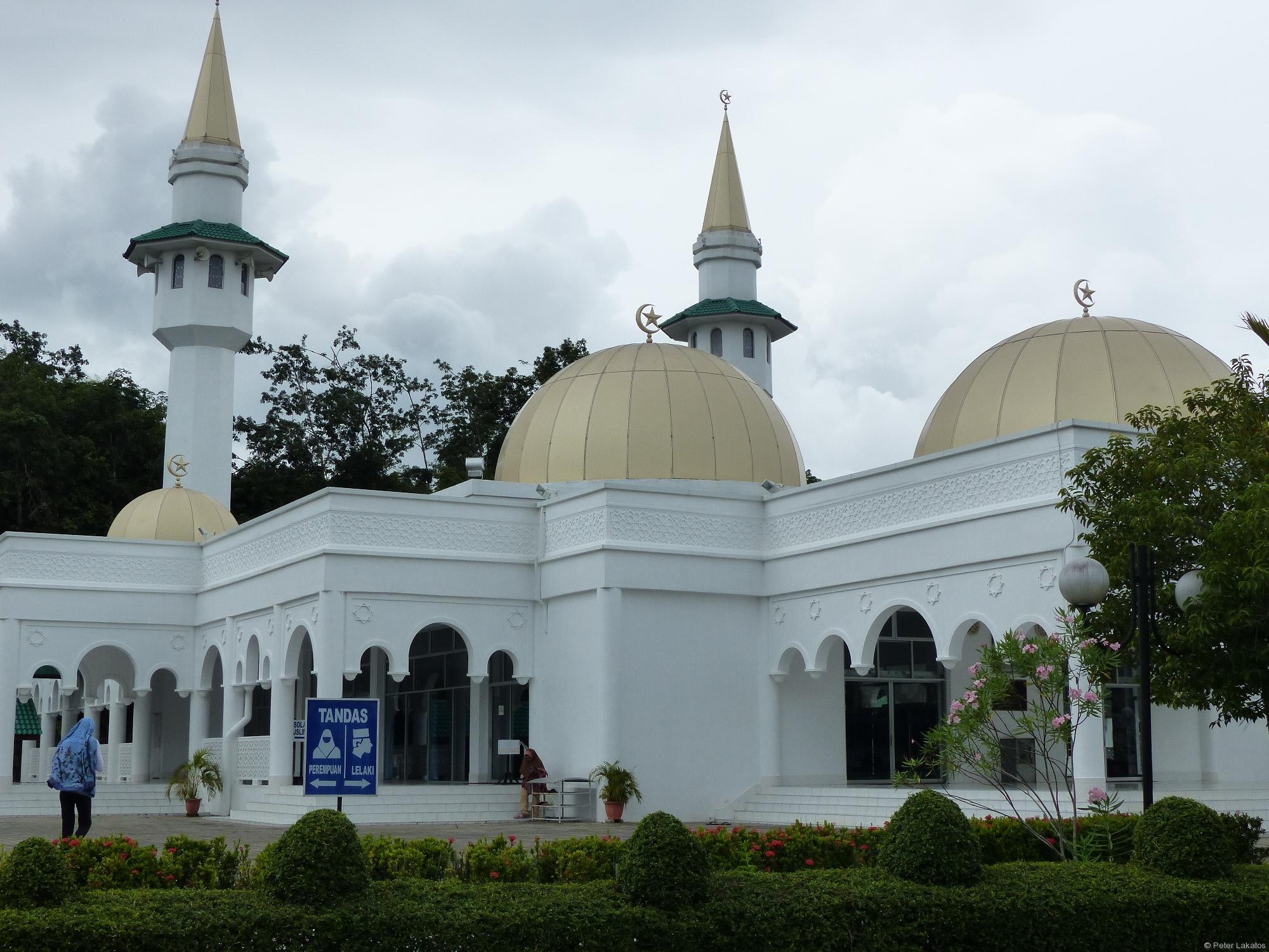 Moschee Aisha