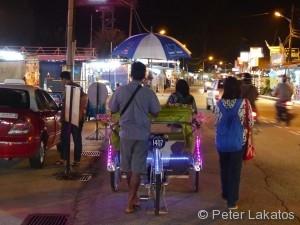 Nachtmarkt von Penang