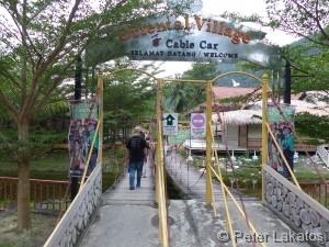 Sehenswürdigkeiten in Langkawi: Oriental Village