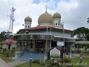 Penang Hill Moschee