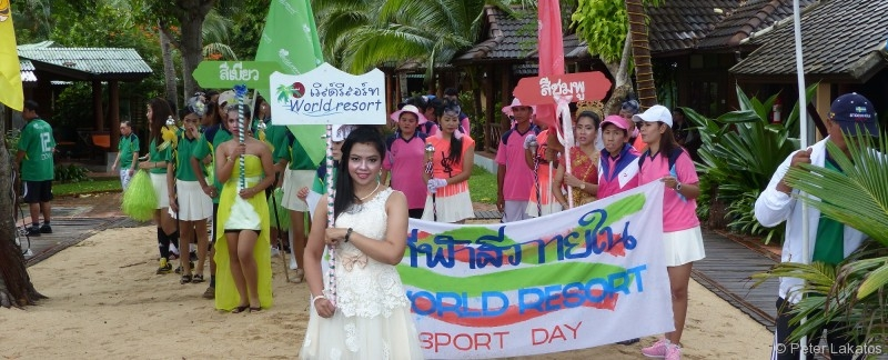 World Resort Sport Day