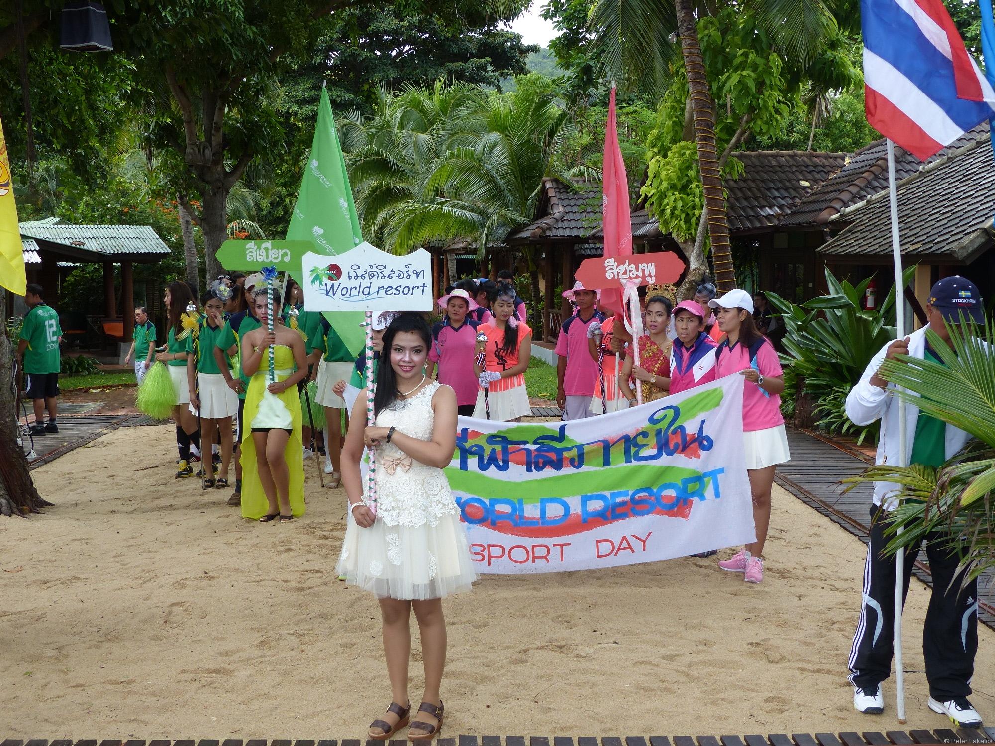 World Resort Sport Day