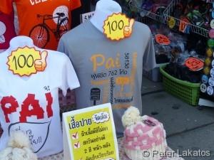 762 Kurven von Chiang Mai nach Pai Shirt