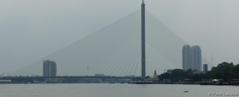 Brücke vom Expressboot