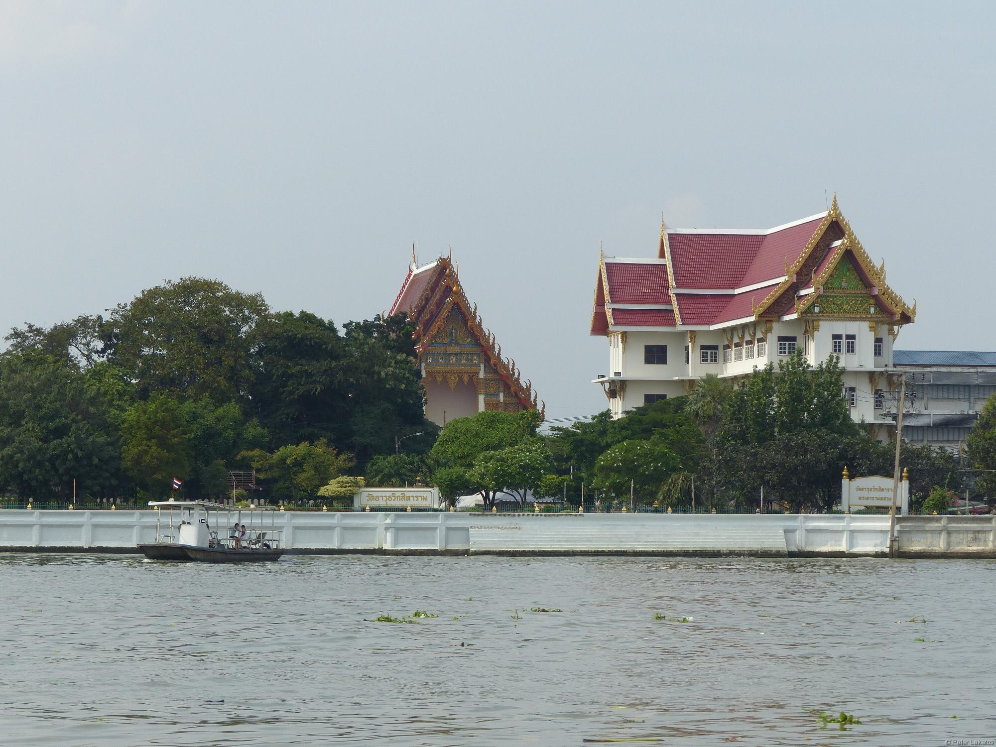 Eine weitere Tempelanlage