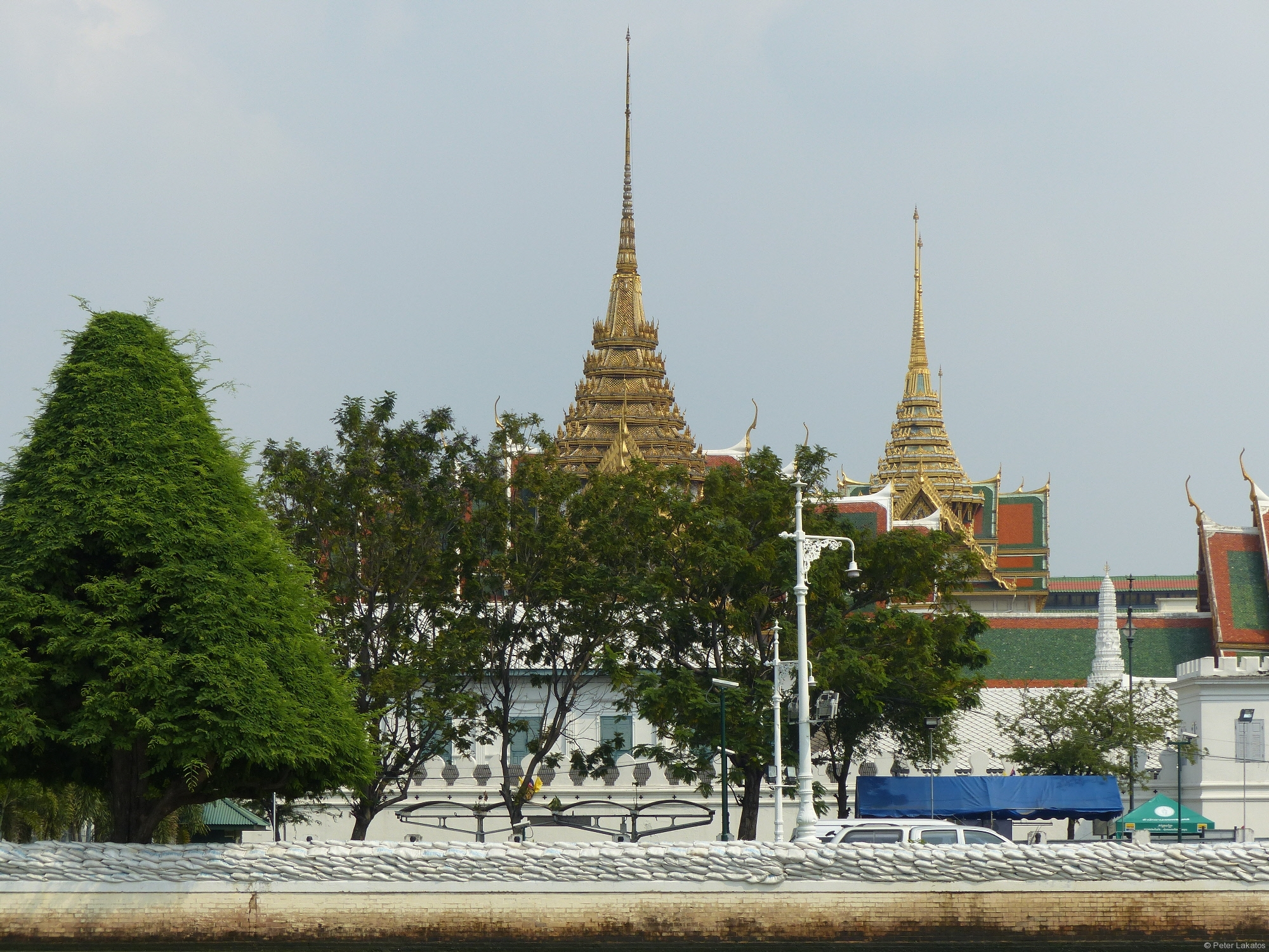 Königspalast Nah