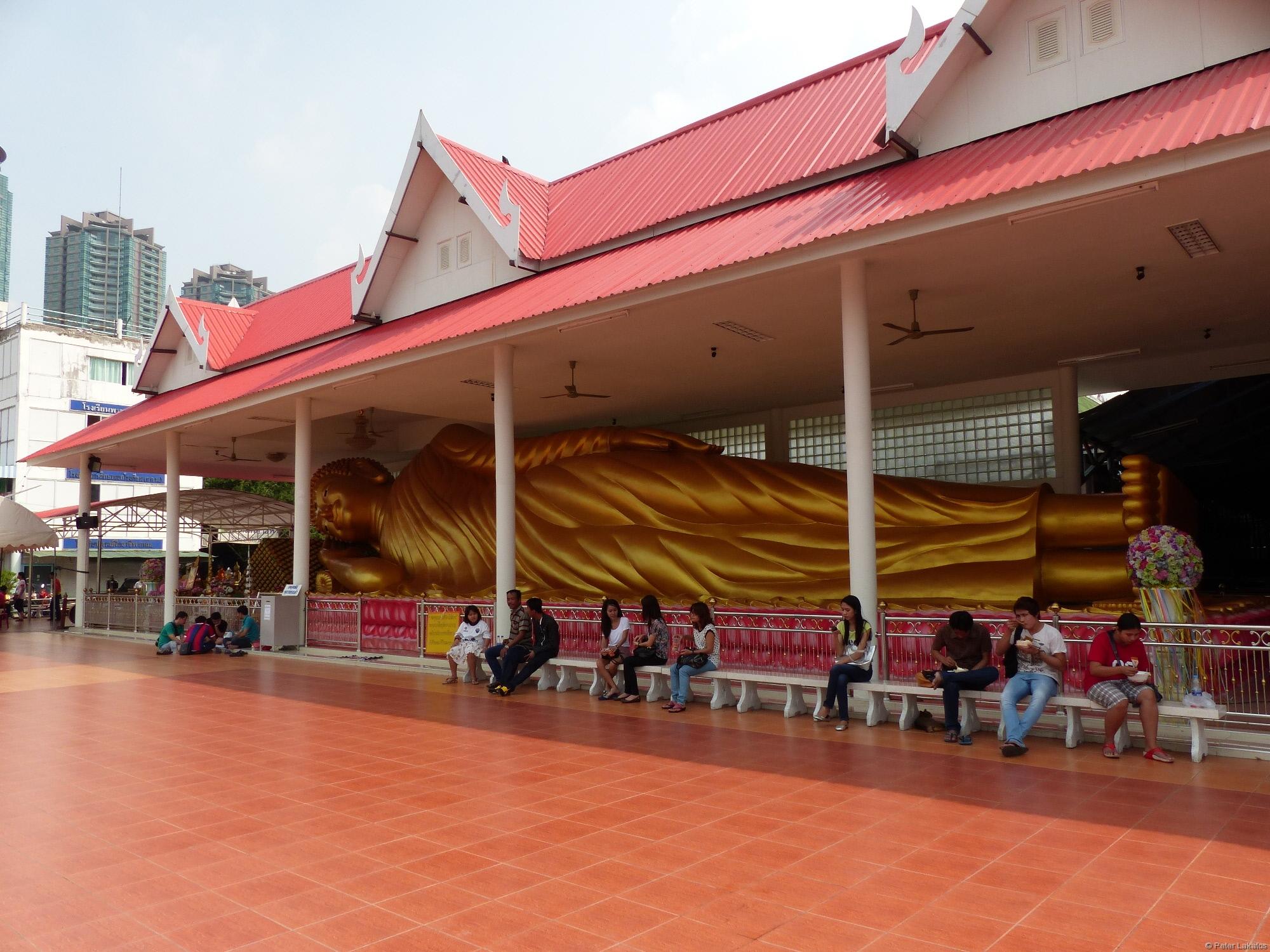 Tempel des liegenden Buddha