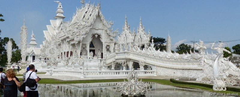 Wat Rong Khun - Featured Image