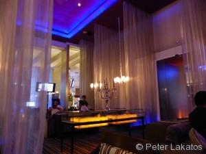 Bangkok Airways Cinema VIP Bereich
