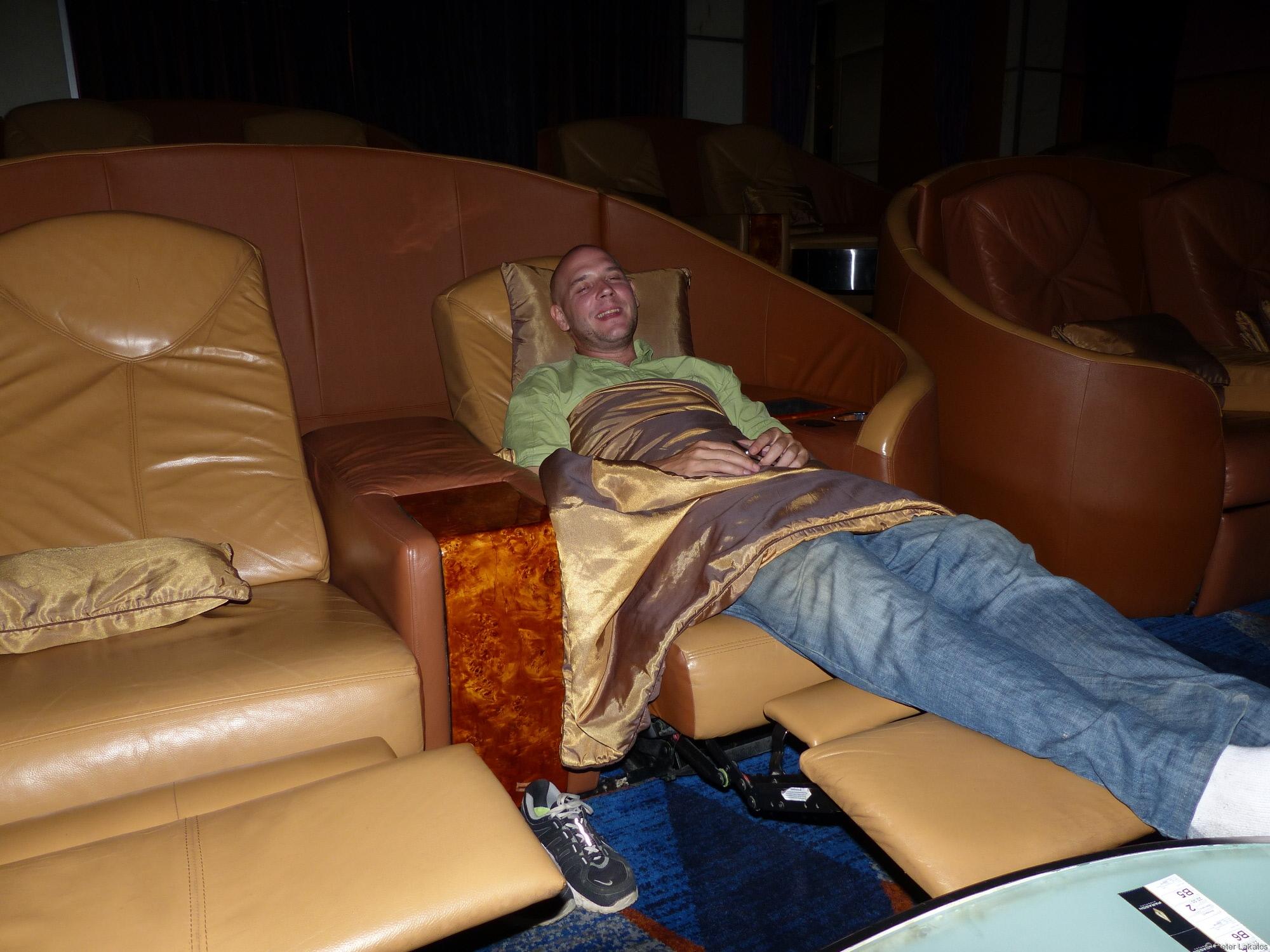 Bangkok Airways Cinema