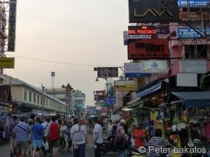 Bangkok wie er es sich vorstellt