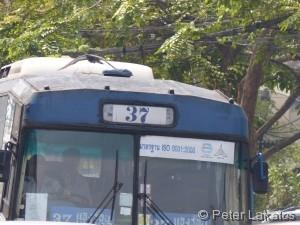 Bus ohne Fenster