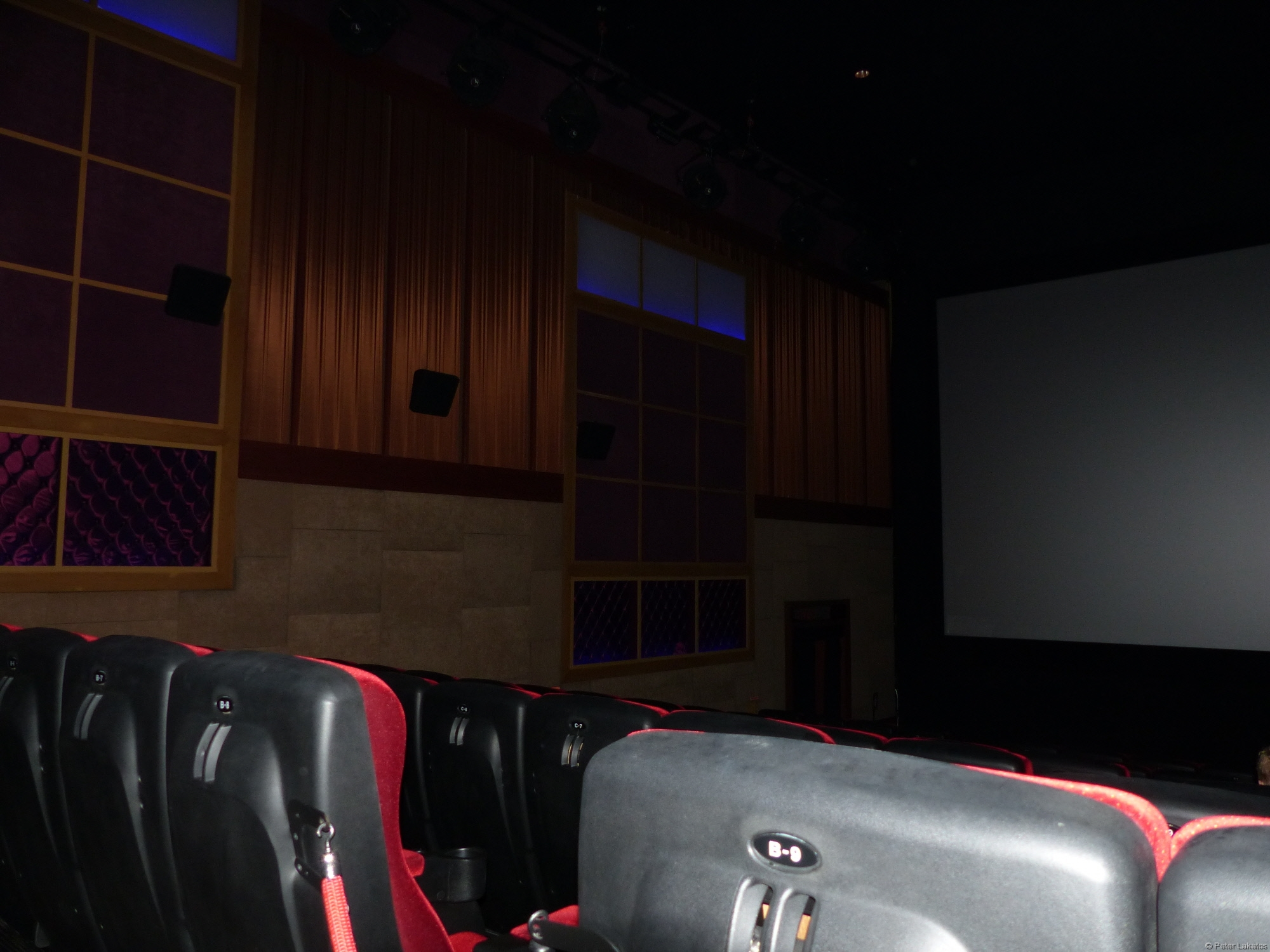 Das IMAX 4D Kino Bangkok