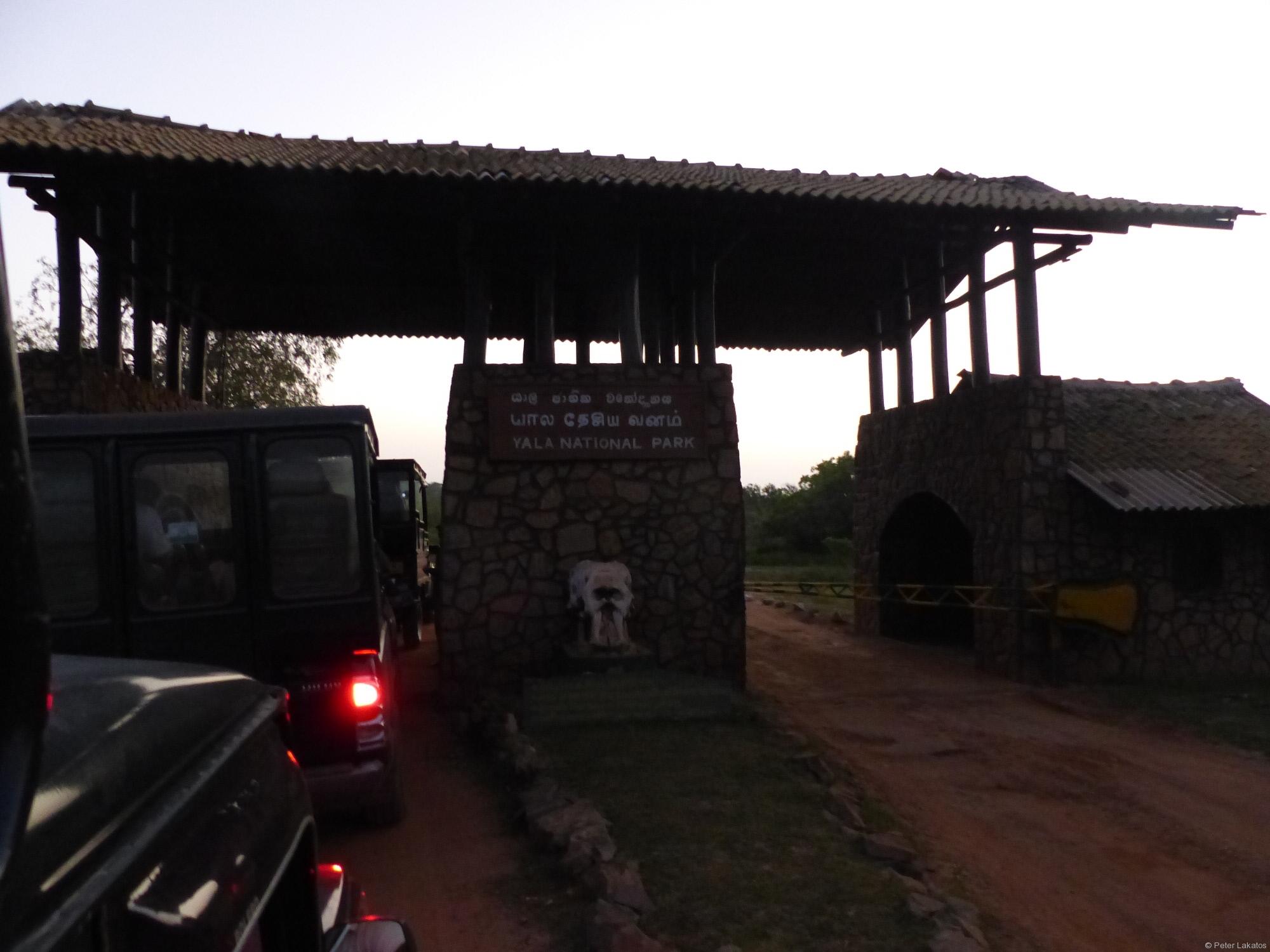 Der Yala Nationalpark