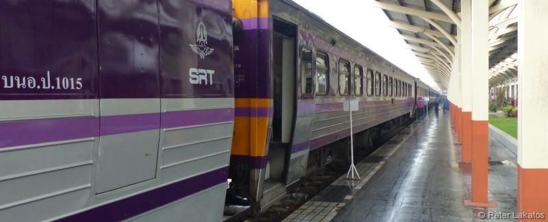 Expresszug nach Bangkok