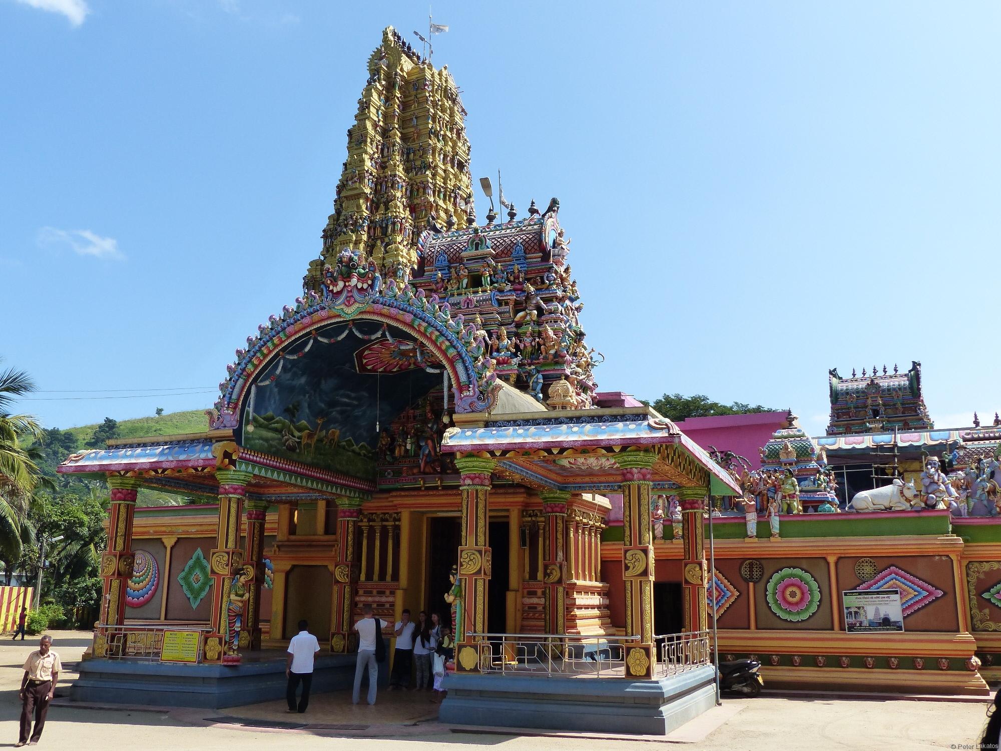 Hindu Tempel Dambulla