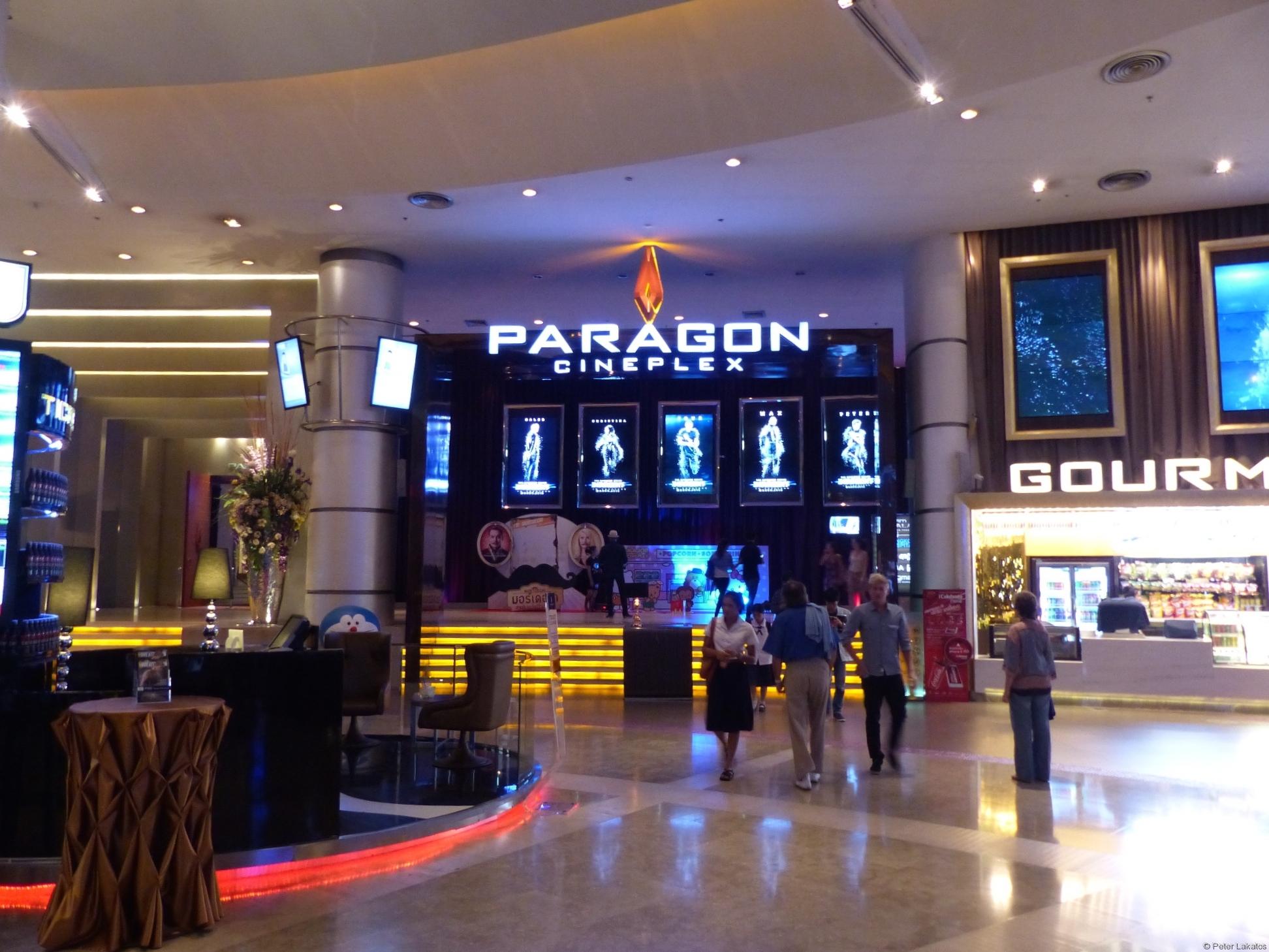 Paragon Cineplex Bangkok