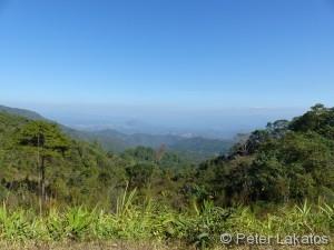 Viewpoint Richtung Pai