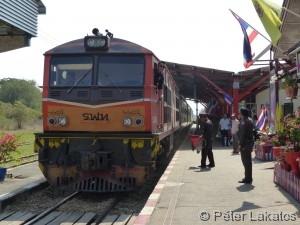 Der Zug nach Nam Tok