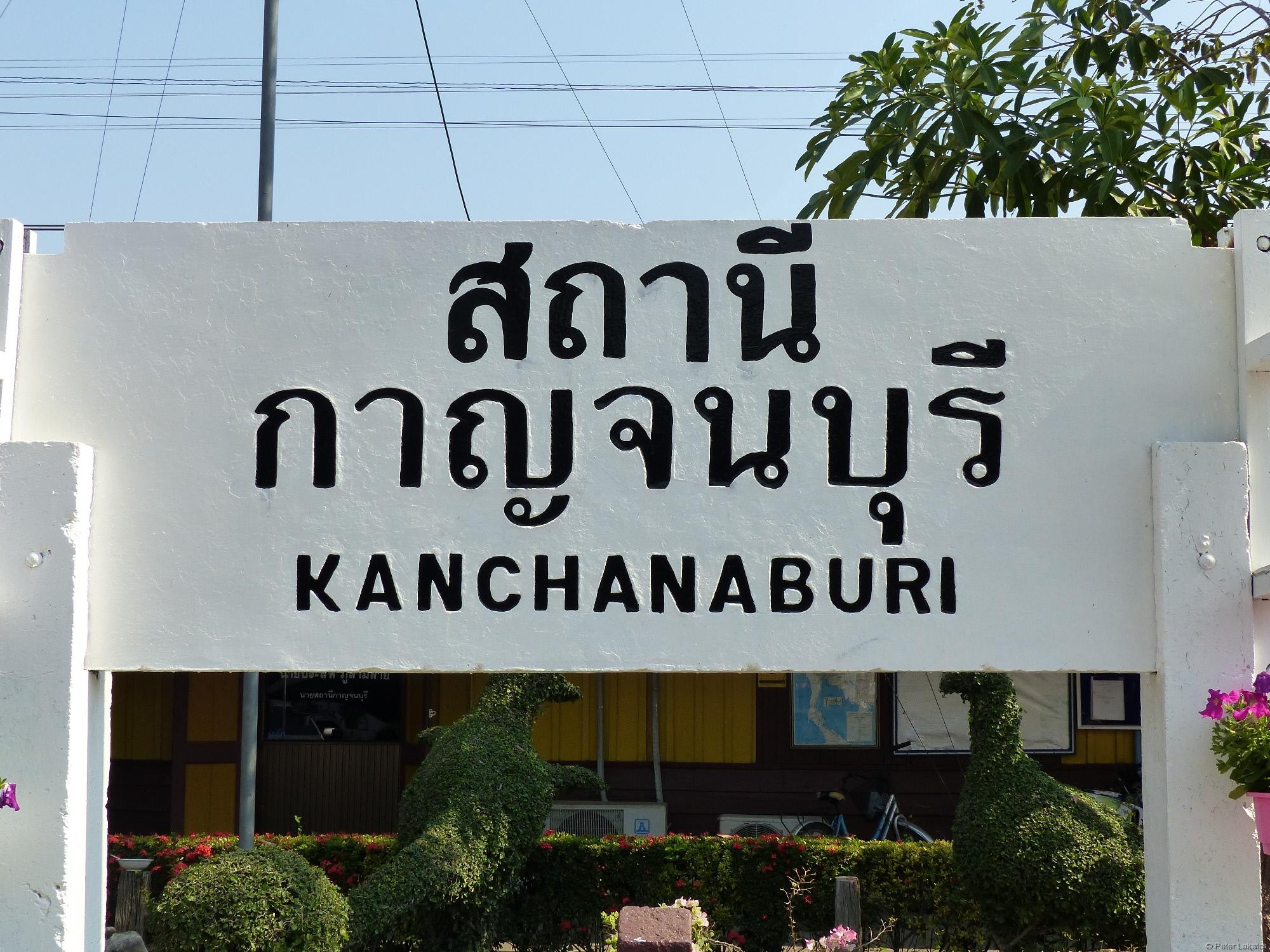 Mit dem Minibus von Bangkok nach Kanchanaburi