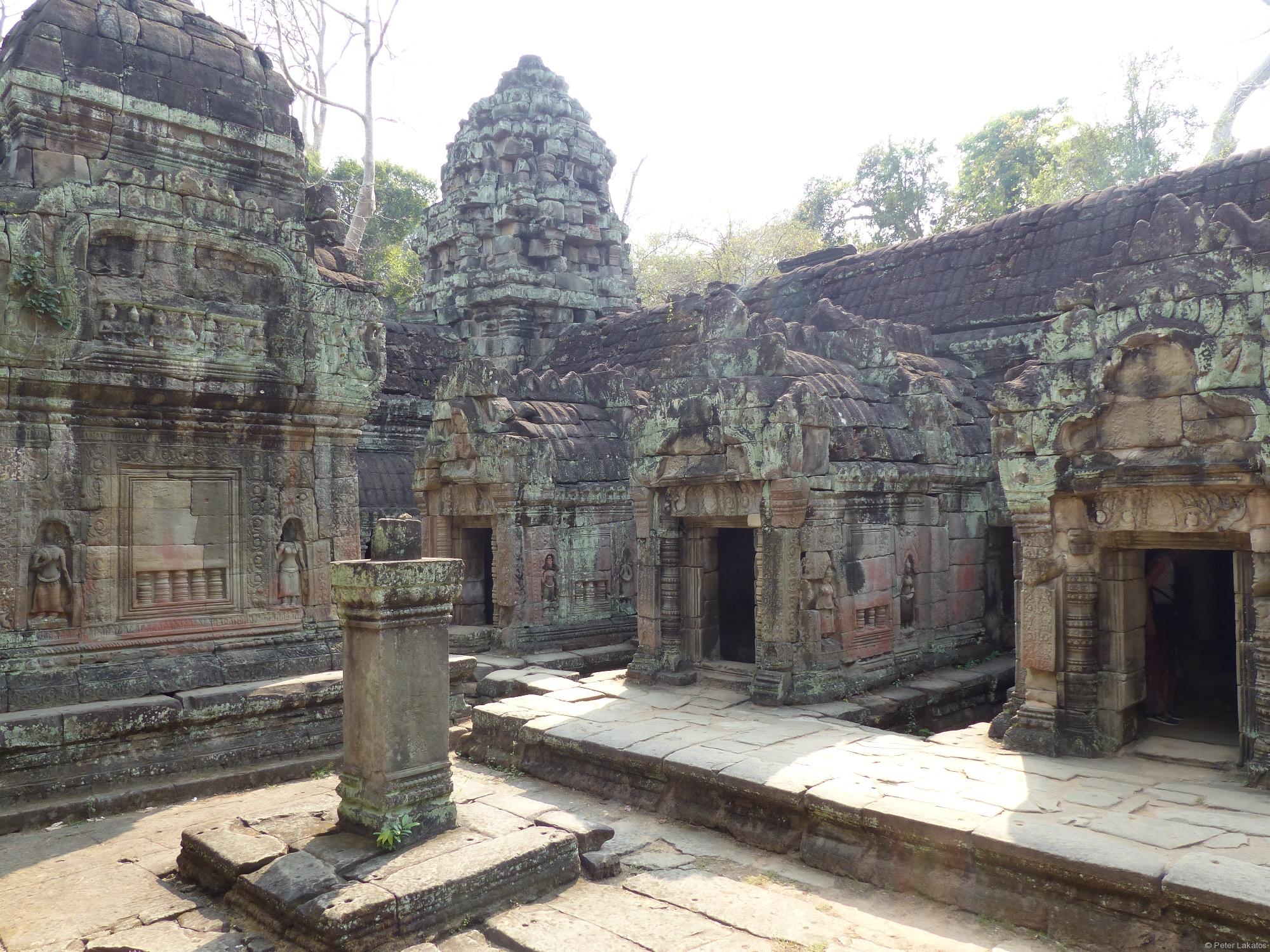 Abgelegener Tempel
