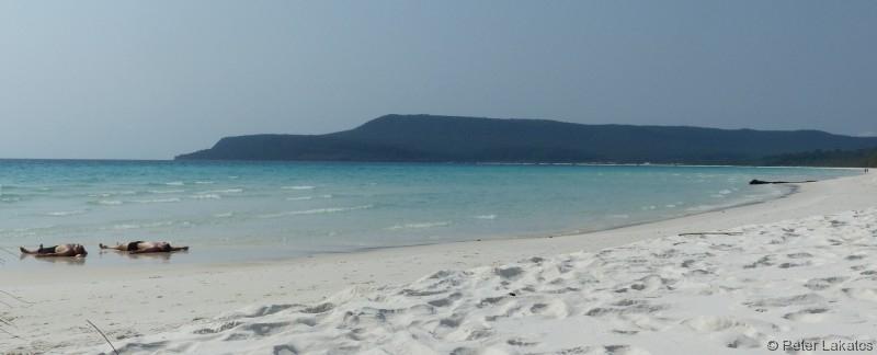 Die Insel Koh Rong