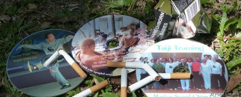 Durch Meditation zum Nichtraucher werden