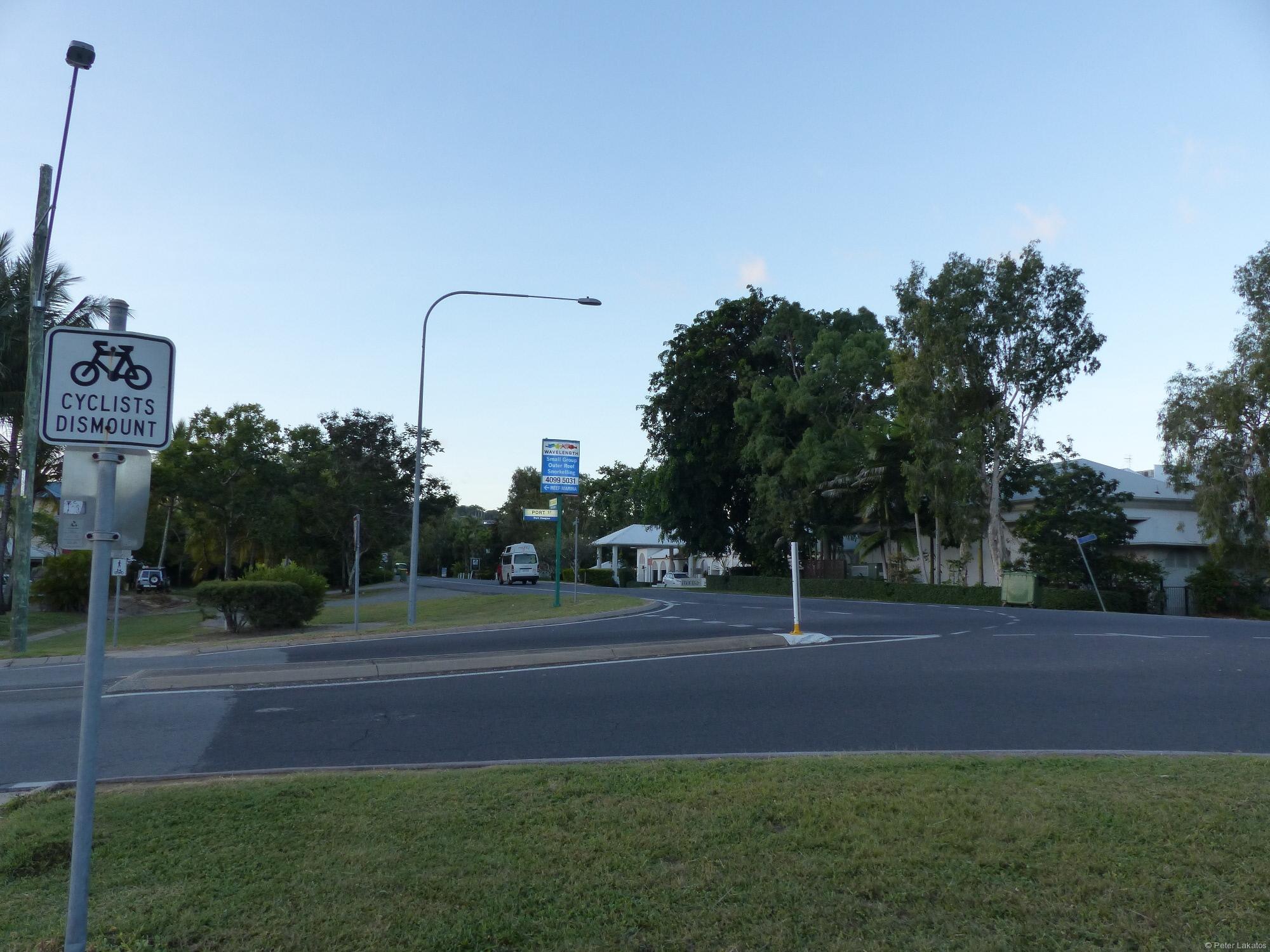 Geschlecktes Port Douglas