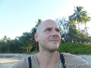 Peter in Port Douglas