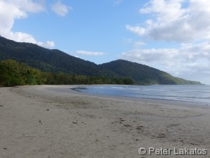 Strand im Nationalpark