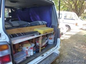 Das wars mit dem Van