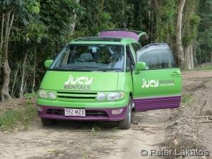 Unser neuer Van