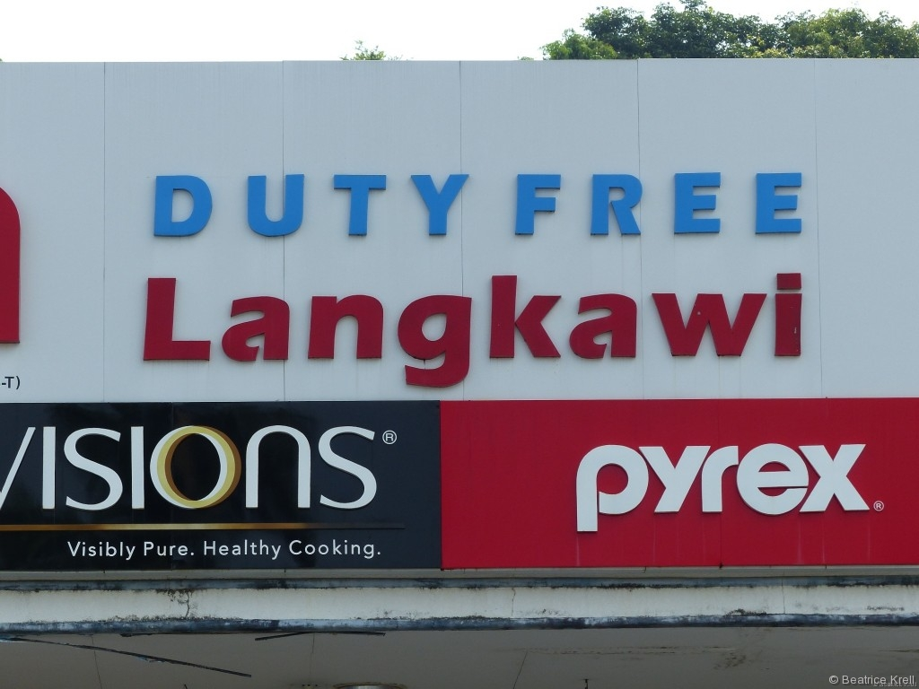Duty Free Shop in Langkawi