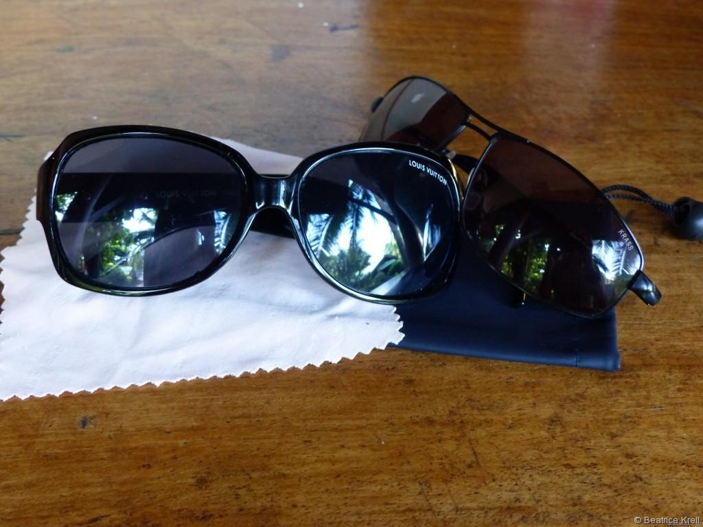 Meine neue billige, gefakte Plastikbrille