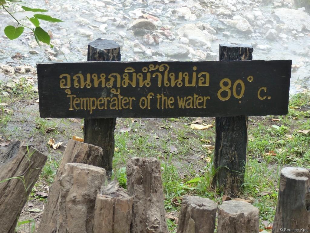 Temperatur des Eierkochers