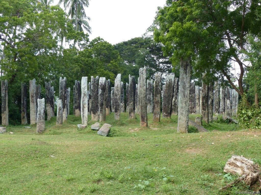 Archäologische-Ausgrabungsstätte