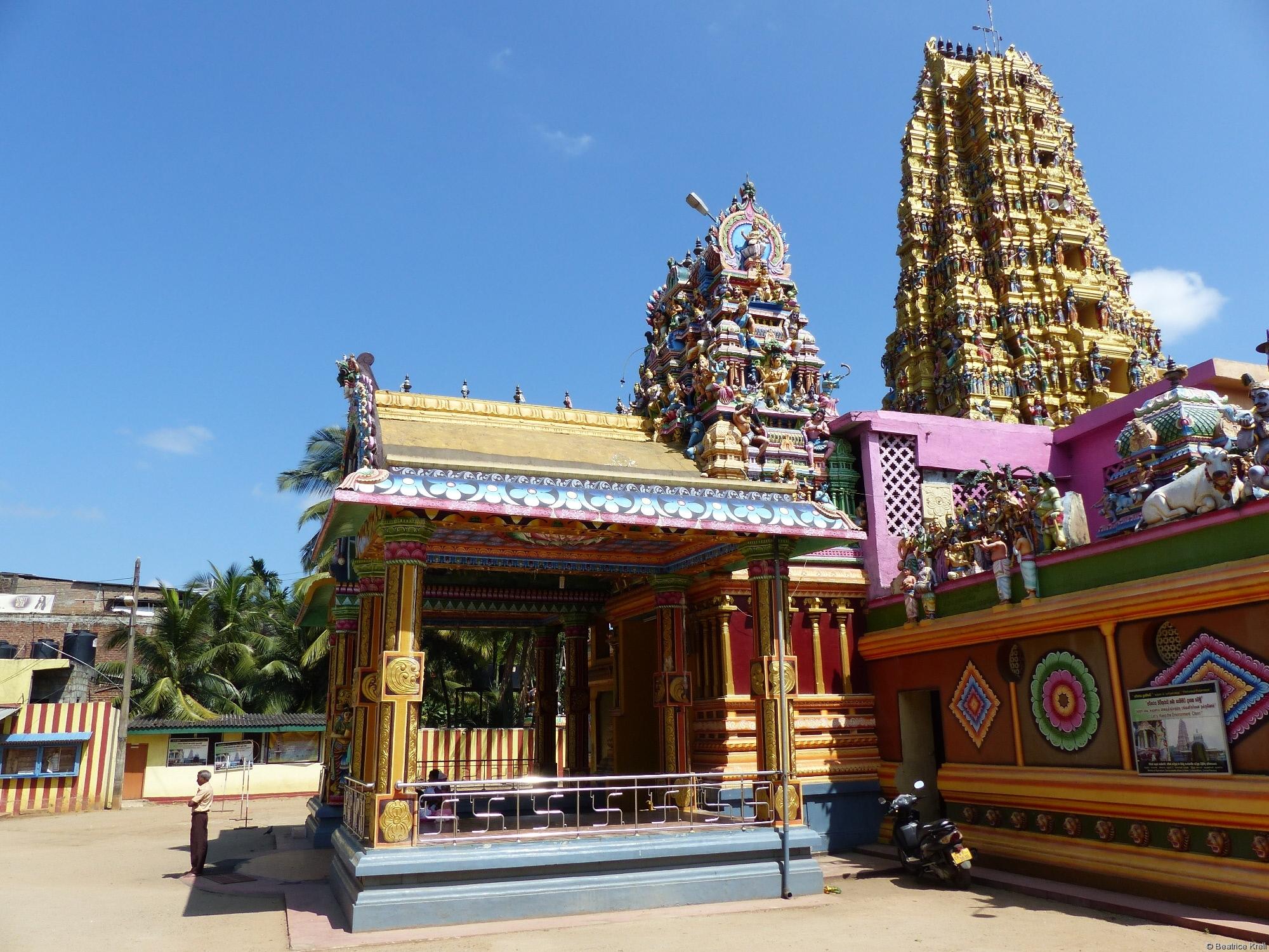 Hindu-Tempel Dambulla