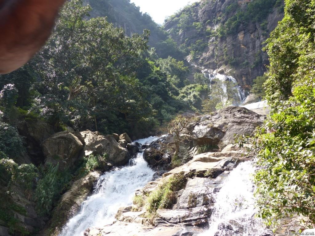 Rawana Wasserfall