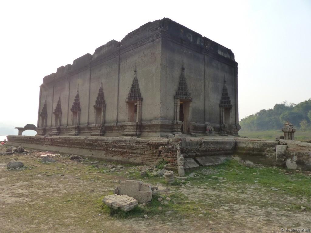 Alter Mon-Tempel